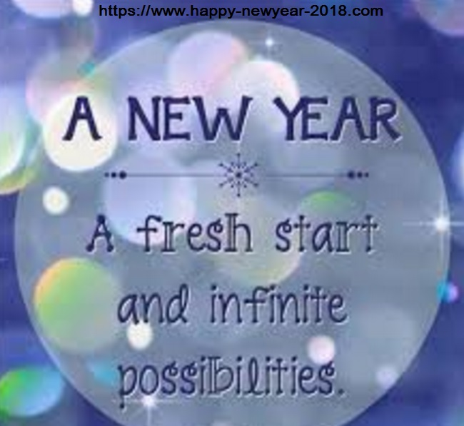 Happy New Year 2018 Inspirational loves Quotes Images - Happy New Year 2018 ...