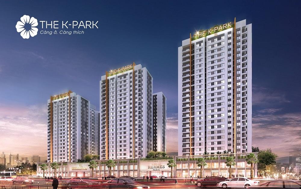Dự án chung cư chất lượng cao The K-Park