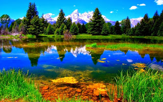 Gambar Pemandangan Cantik