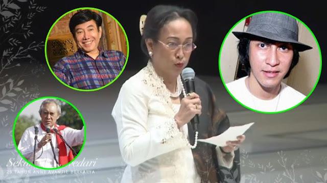 Puisi Sukmawati Soekarnoputri Tuai Kontroversi, 3 Anggota Keluarga Soekarno Akhirnya Angkat Bicara!
