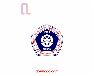 Logo STMIK AMIKOM Purwokerto Vector Format CDR, PNG