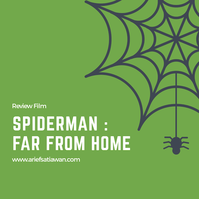 review film spiderman far from homw