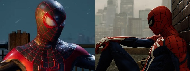 Spider-Man Miles Morales vs Spider-Man Remastered - Graphics