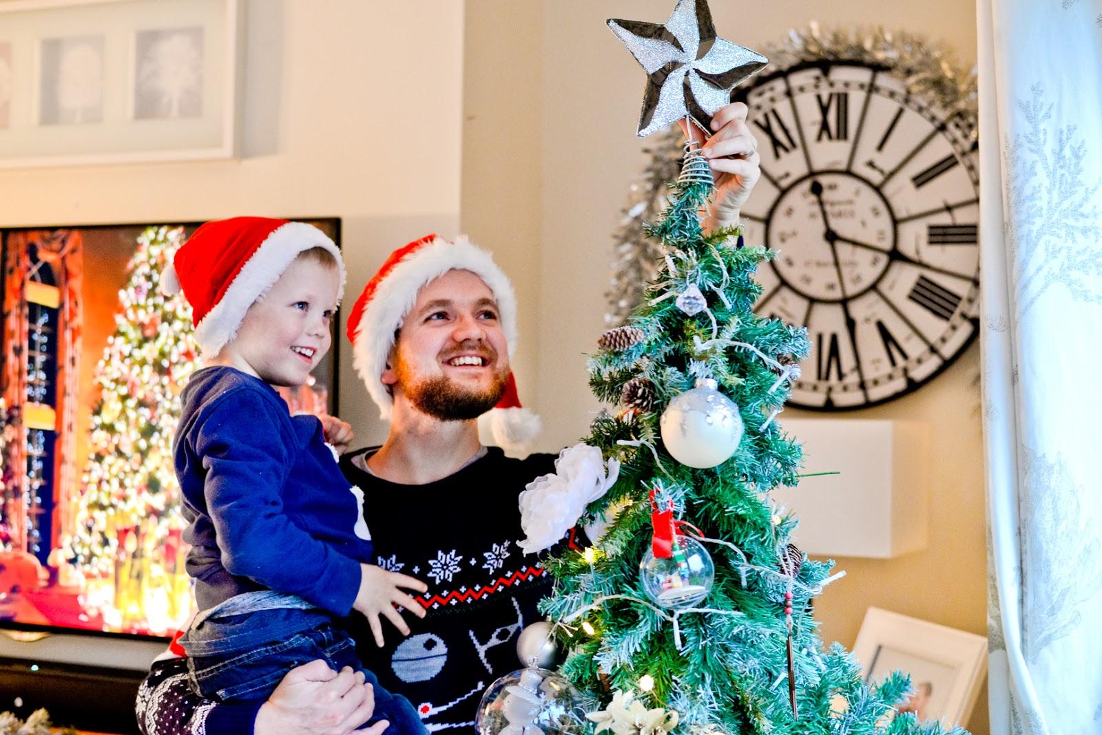 Christmas decor, Christmas home decor, decorating the Christmas tree, christmas 2017
