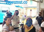 Pencegahan Narkoba, BNN Gunungsitoli Tes Urine Penghuni Kamar Kost.