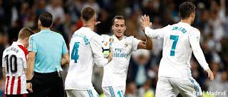 Crónica Real Madrid 1-Athletic 1: Cristiano nos salva de la derrota en casa