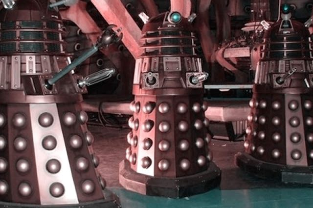 Before Doctor Who Season 13, There's Revolution Of The Daleks