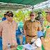 Ketua DPRD Tinjauan Posko Pencegahan Covid-19 di Perbatasan Kalsel dan Kaltim