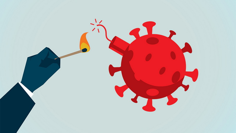 Πώς δημιουργούνται οι μεταλλάξεις των ιών; Γιατί με αυτές φτάνουμε στο τέλος της πανδημίας;