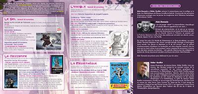 Programme des 16e Rencontres de l'Imaginaire de Sèvres (2)