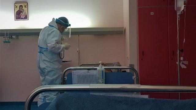 Ασθενείς με κορωνοϊό νοσηλεύονται στα νοσοκομεία της Αργολίδας