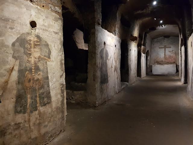 Catacombe di San Gaudioso-Basilica di Santa Maria alla Sanità-Rione Sanità-Napoli