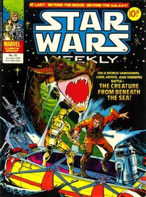 Star Wars Weekly #22