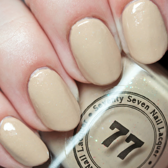 Seventy-Seven Nail lacquer Pinched!