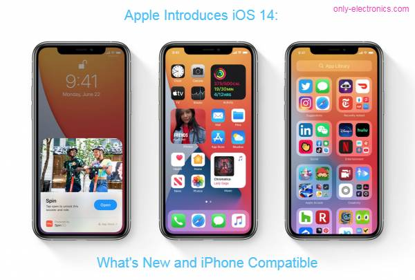 Apple Introduces iOS 14: What's New and iPhone Compatible