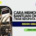 Cara memohon Bantuan OKU Tidak Berupaya Bekerja (BTB) sebanyak RM300 sebulan