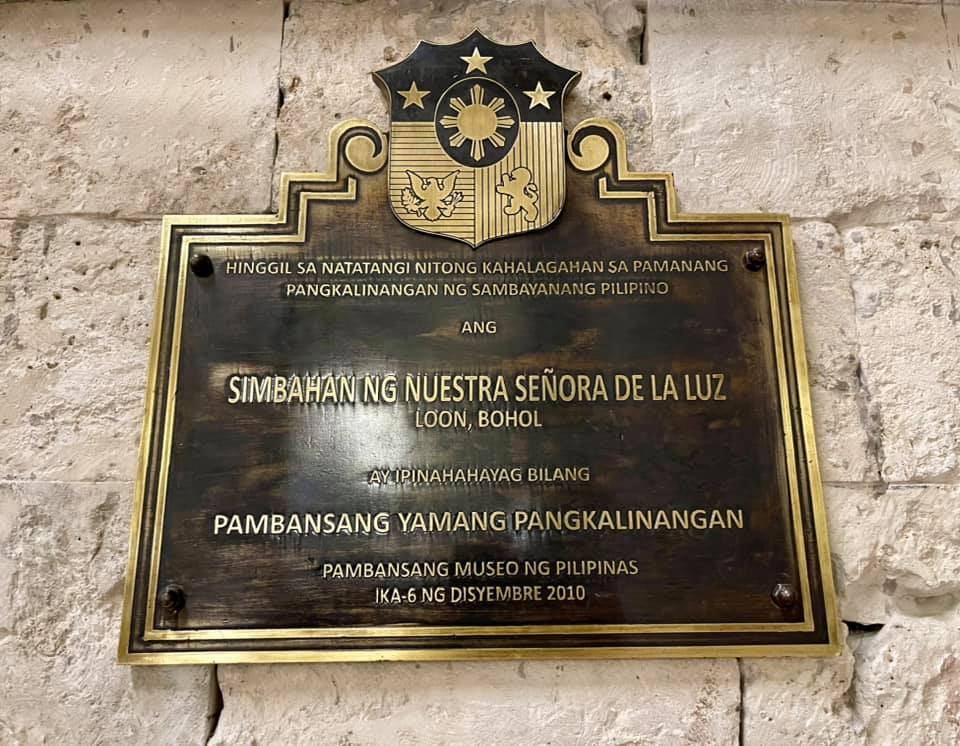 Declared as a #NationalCulturalTreasure by the National Museum of the Philippines (NMP), this cultural property is among the more than 19 heritage structures damaged by the 7.2 magnitude earthquake