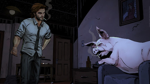 The Wolf Among Us Episode 1 (2013) Full PC Game Mediafire Resumable Download Links