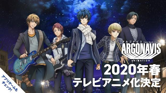 Bang Dream! Versi 'Boy Band' Dapatkan Adaptasi Anime Dan Game