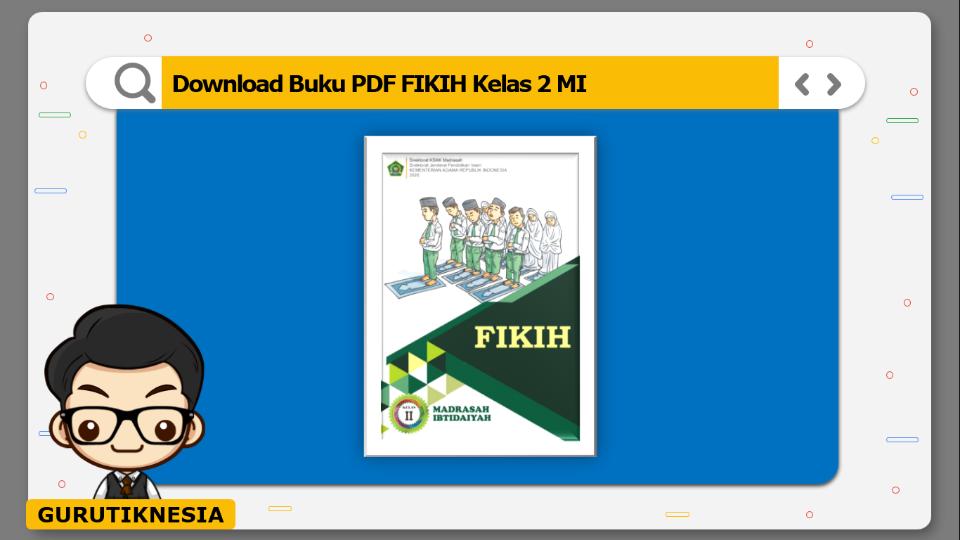 download buku pdf fikih kelas 2 mi