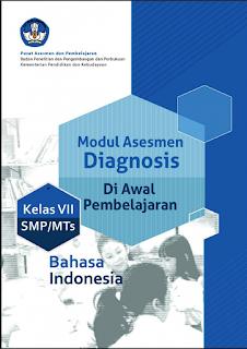 Modul Asesmen Diagnosis Bahasa Indonesia Kelas VII SMP/MTs