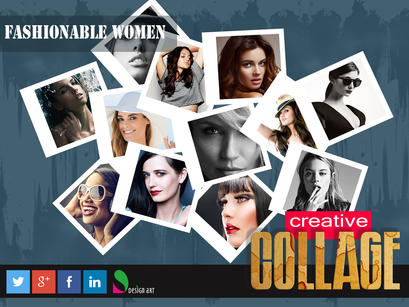 Fashionable Women Creative Photo Collage Design  Dashy. Research Proposal Outline Template. Design A Sign Online Free. 4 Up Postcard Template. Outdoor Graduation Party Ideas. Facebook Login Sign Up In English. Non Refundable Deposit Agreement Template. Microsoft Word Portfolio Template. Book Cover Design Software