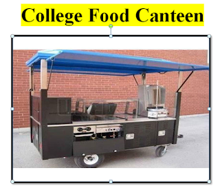 Start College Canteen for student business