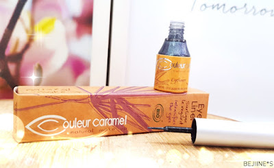 Make-up Bio Couleur Caramel