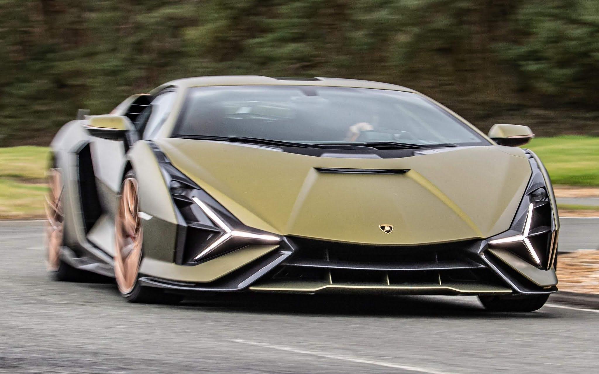 Lamborghini Scian