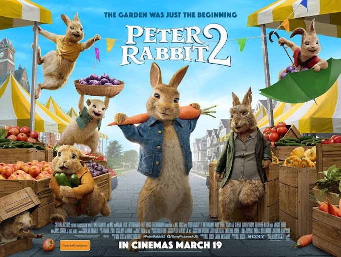 Peter Rabbit 2 Full 1080p.Mkv HD Movie Download 2021 in English