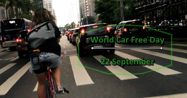 22 September Hari Car Free Day Dunia Di Rayakan Dan Ada Festival Mabon
