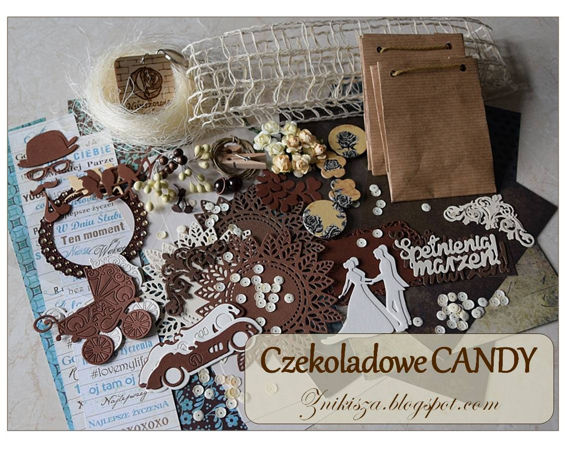 CZEKOLADOWE CANDY -  CHOCOLATE CANDY