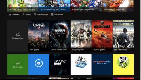 تنزيل الألعاب من متجر Microsoft Windows