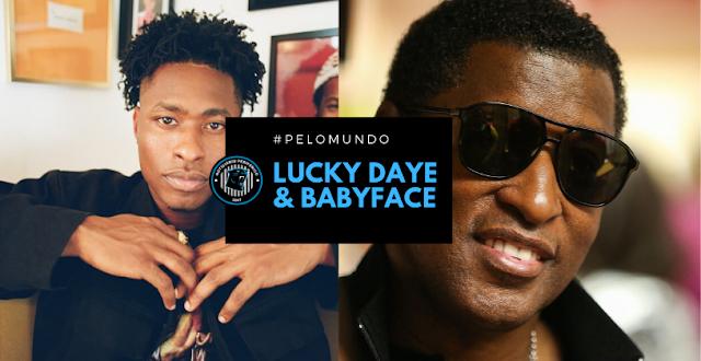 """Lucky Daye faz dueto com o icônico Babyface em """"Shoulda"""""""