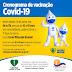 Neste sábado 26/06 a Prefeitura de Pereira Barreto continua a vacinar pessoas de 43 a 49 anos sem comorbidades