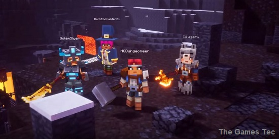 Minecraft: Dungeons - Release Date, Gameplay, Review, Trailer | Minecraft Action RPG