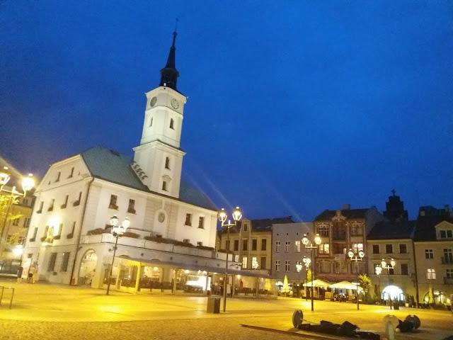plaza del mercado gliwice