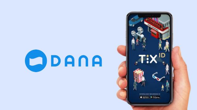 promo TIX ID di Dana