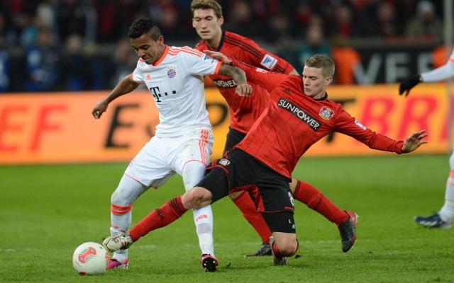 Bayern Munchen vs Bayer Laverkusen