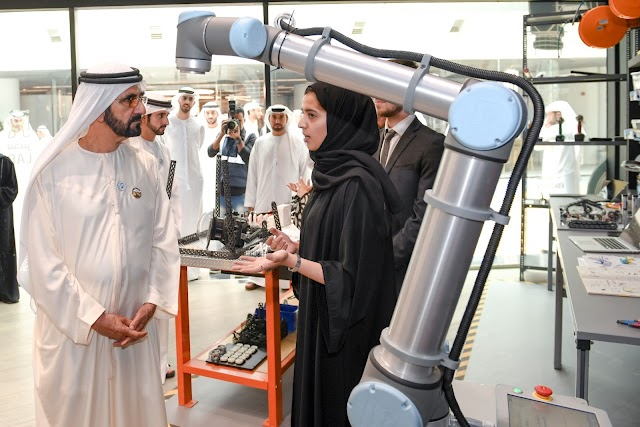 National Program for Coders to develop UAE talent