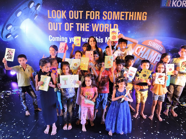 This Summer, KORUM Mall brings alive a Space Adventure for kids