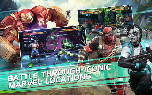 Marvel Contest of Champions Mod Apk Full