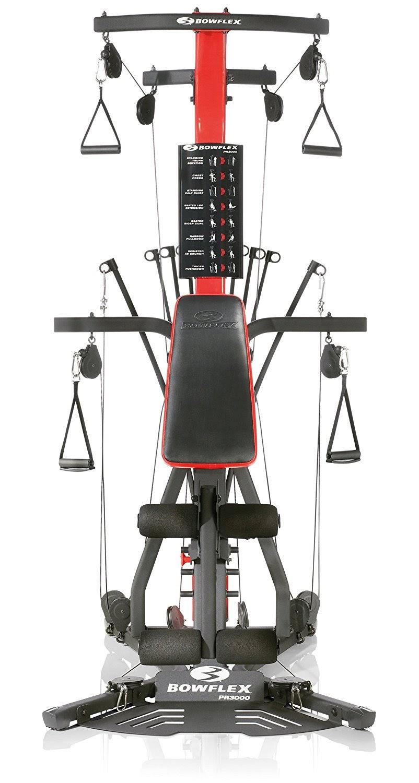 Home Gym Zone Bowflex Pr3000 Home Gym Review Amp Exercise List