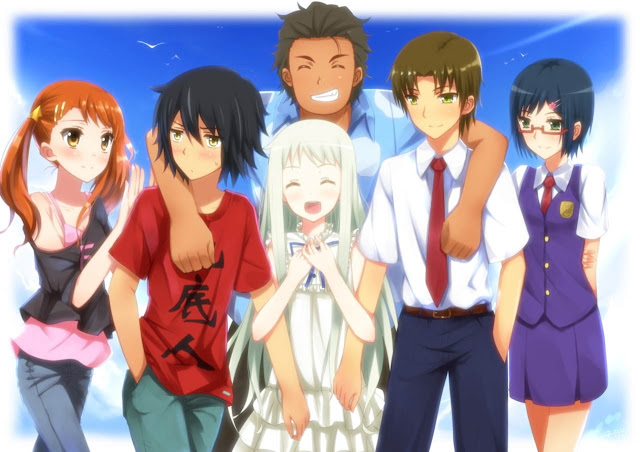 Anohana BD Subtitle Indonesia Batch
