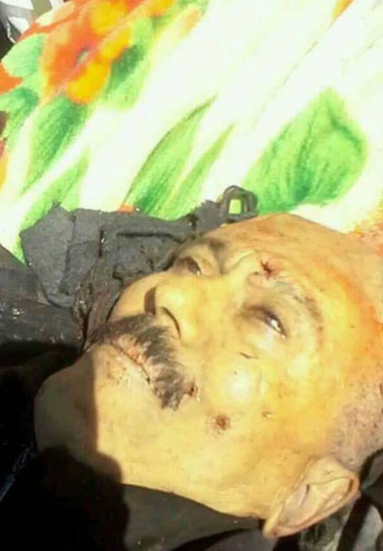 عاجل / بالصور والفيديو مقتل الرئيس اليمنى السابق على عبد الله صالح 4/12/2018