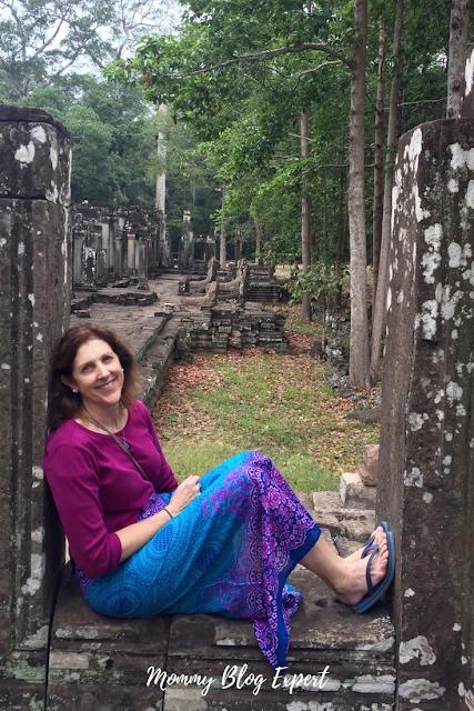 Cambodia Siem Reap Angkor Thom