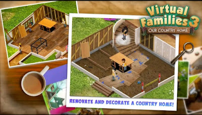 Download Virtual Families 3 Mod APK Download Free Now Unlimited Money