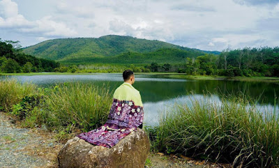 danau sari embun