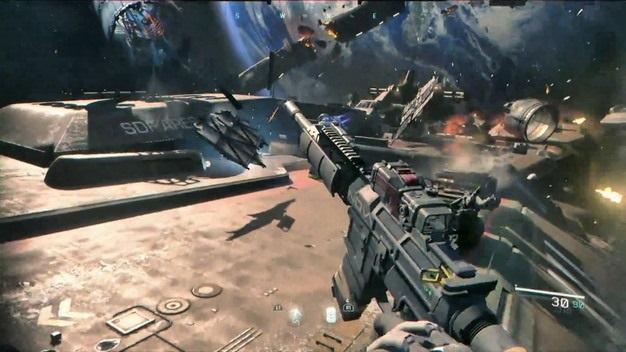 Call of duty infinite warfare 2016 game free download for windows 7 download free pc games - Infinite warfare ship assault ...