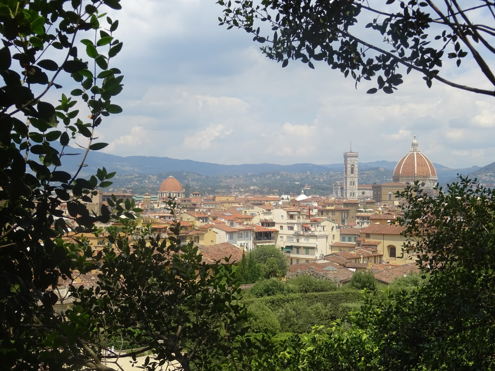 XVIII-wieczna Florencja